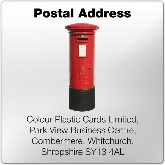 our postal address