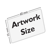 artwork size