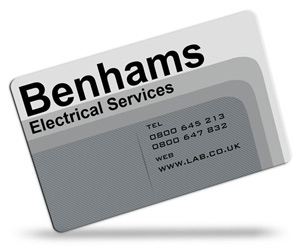 Benhams Electrical Services