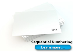 sequential numbering