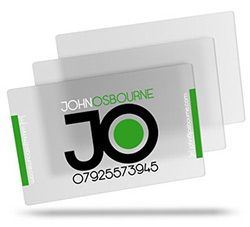 Plastic cards printing membership cards loyalty cards frosted translucent business card printing reheart Gallery