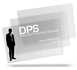 Discreet Protection Services