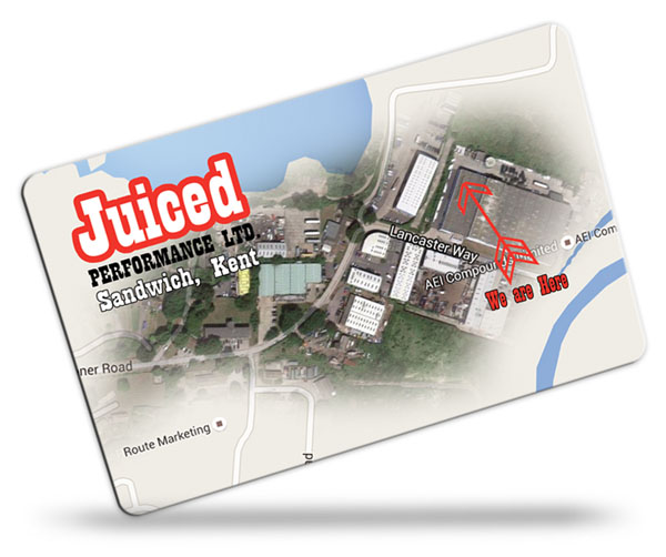 Juiced Performance Ltd
