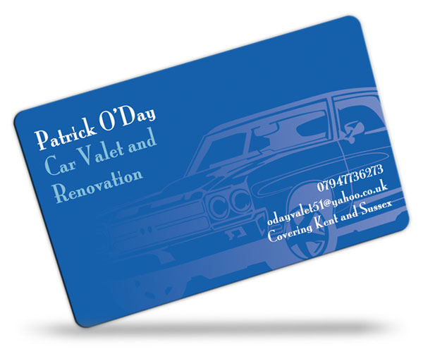 Patrick O'Day Car Valet and Renovation