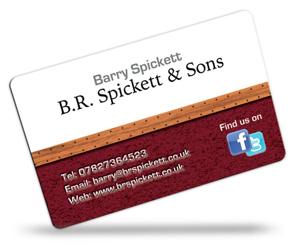 B.R. Spickett & Sons
