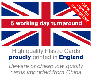 high quality plastic cards