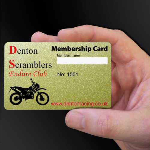 Denton Scramblers Club