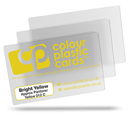 bright yellow - Approx Pantone: yellow 012 C