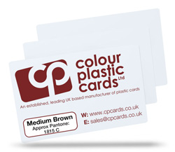 medium brown - Approx Pantone: 1815 C
