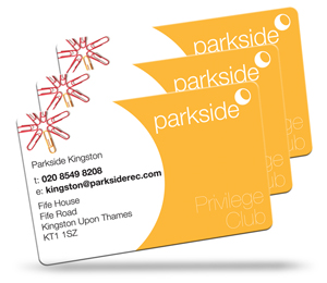 Parkside loyalty card