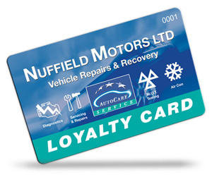Nuffield Motors Ltd.