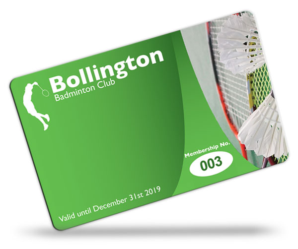 Bollington Badminton Club