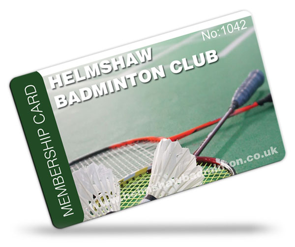 Helmshaw Badminton Club
