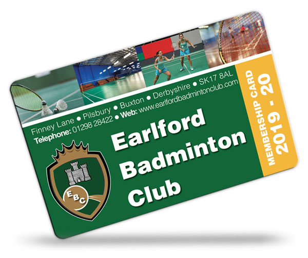 Earlford Badminton Club
