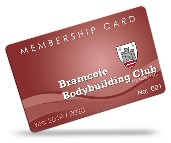 Bramcote Body Building Club