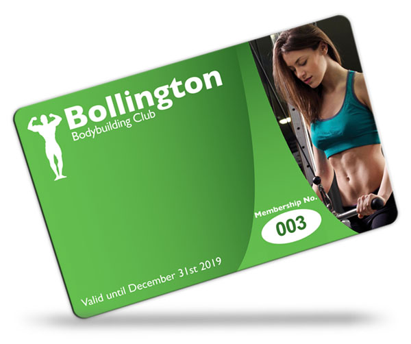 Bollington Body Building Club