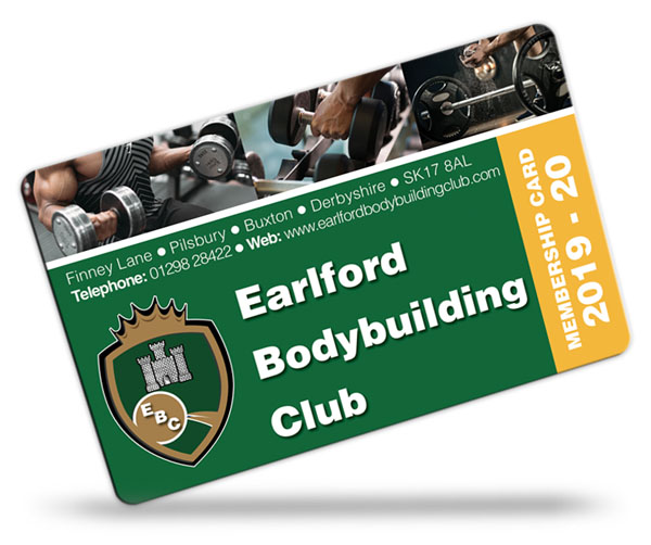 Earlford Body Building Club