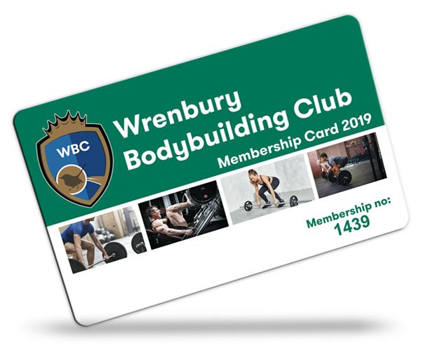 Wrenbury Body Building Club
