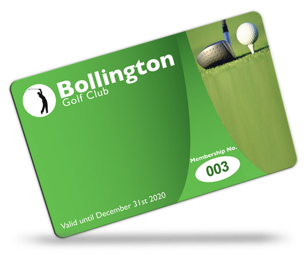 Bollington golf Club