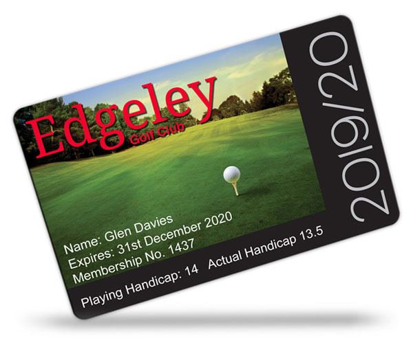Edgeley golf Club