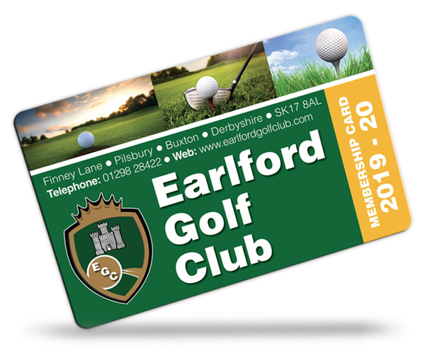 Earlford golf Club