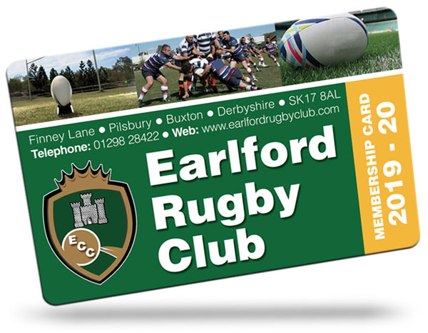 Earlford rugby Club
