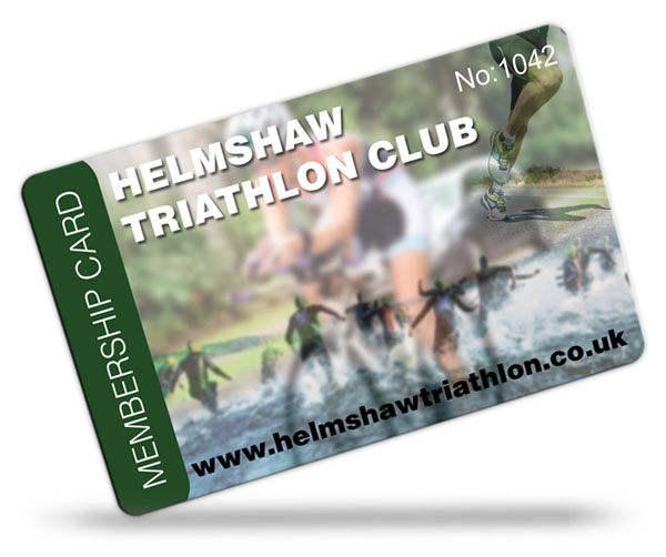 Helmshaw triathlon Club