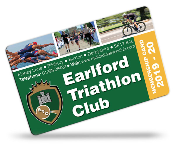 Earlford triathlon Club
