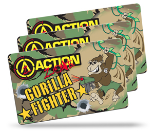Action zone gorilla fighter is design of the week is design of the week