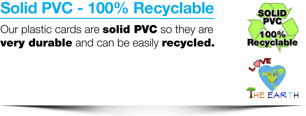 PVC - easily recycled