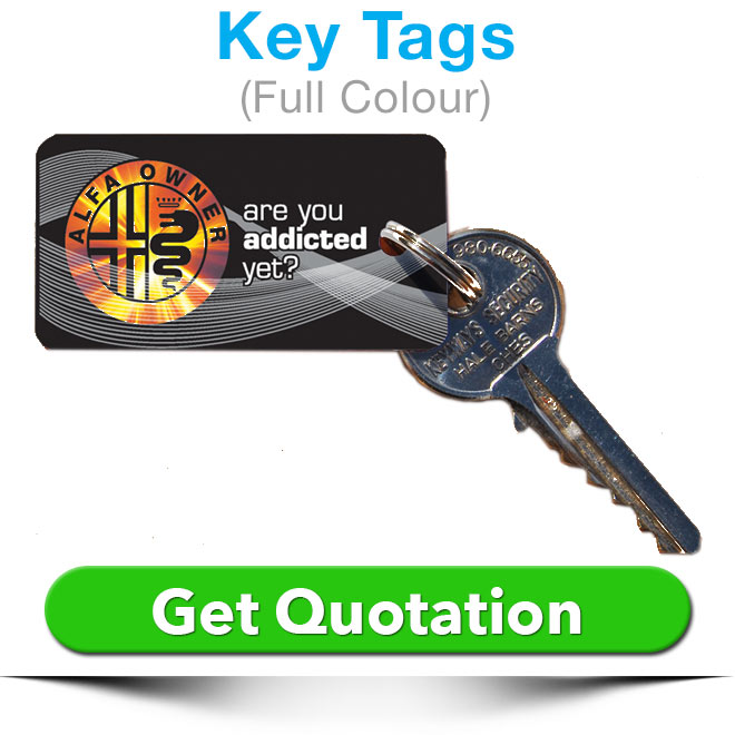 key tags quote