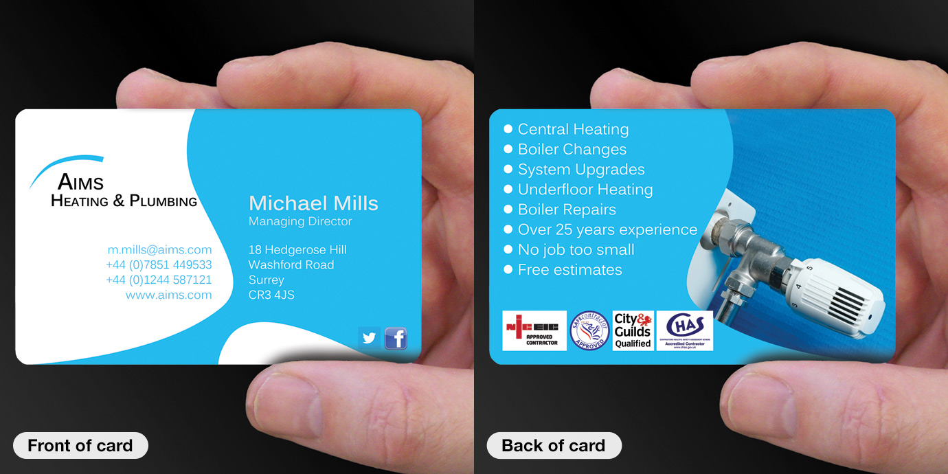 Index Of Storageimagesplumber Business Cards Images