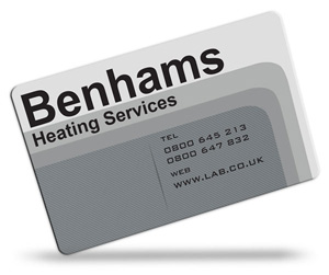 Benhams Plumbing Services