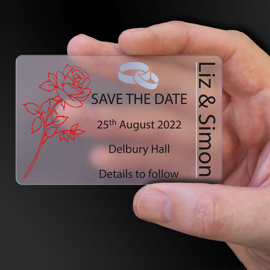 Save The Date Card Example 31