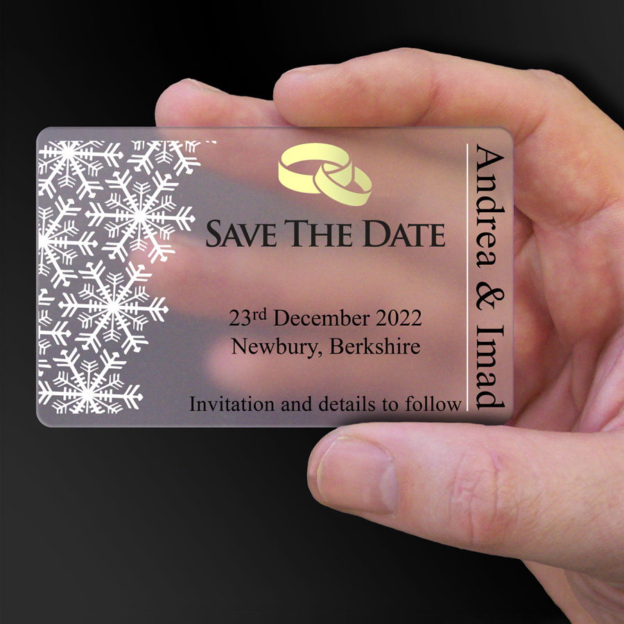 Save The Date Card Example 32