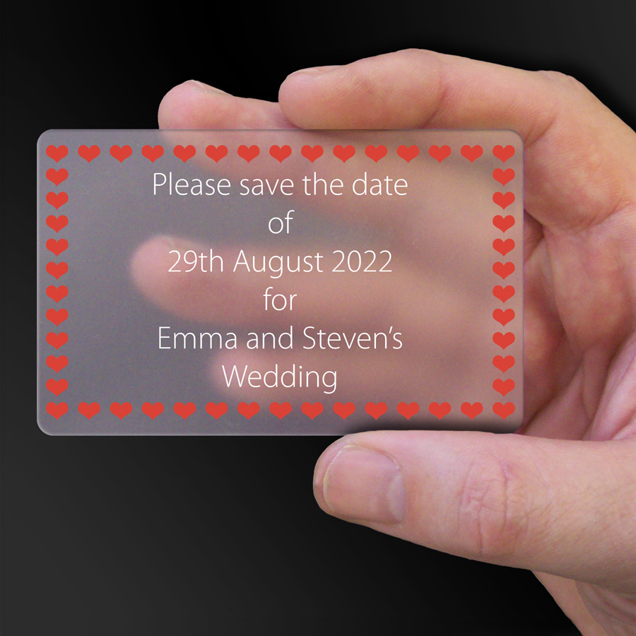 Save The Date Card Example 45