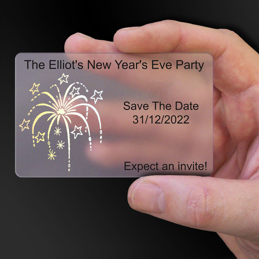 Save The Date Card Example 47