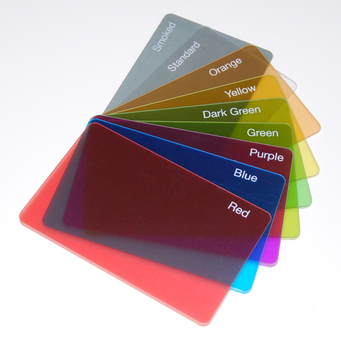 Translucent business cards prices cpcards view our range of tinted translucent plastic cards reheart Choice Image